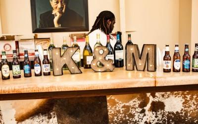 k&m bar